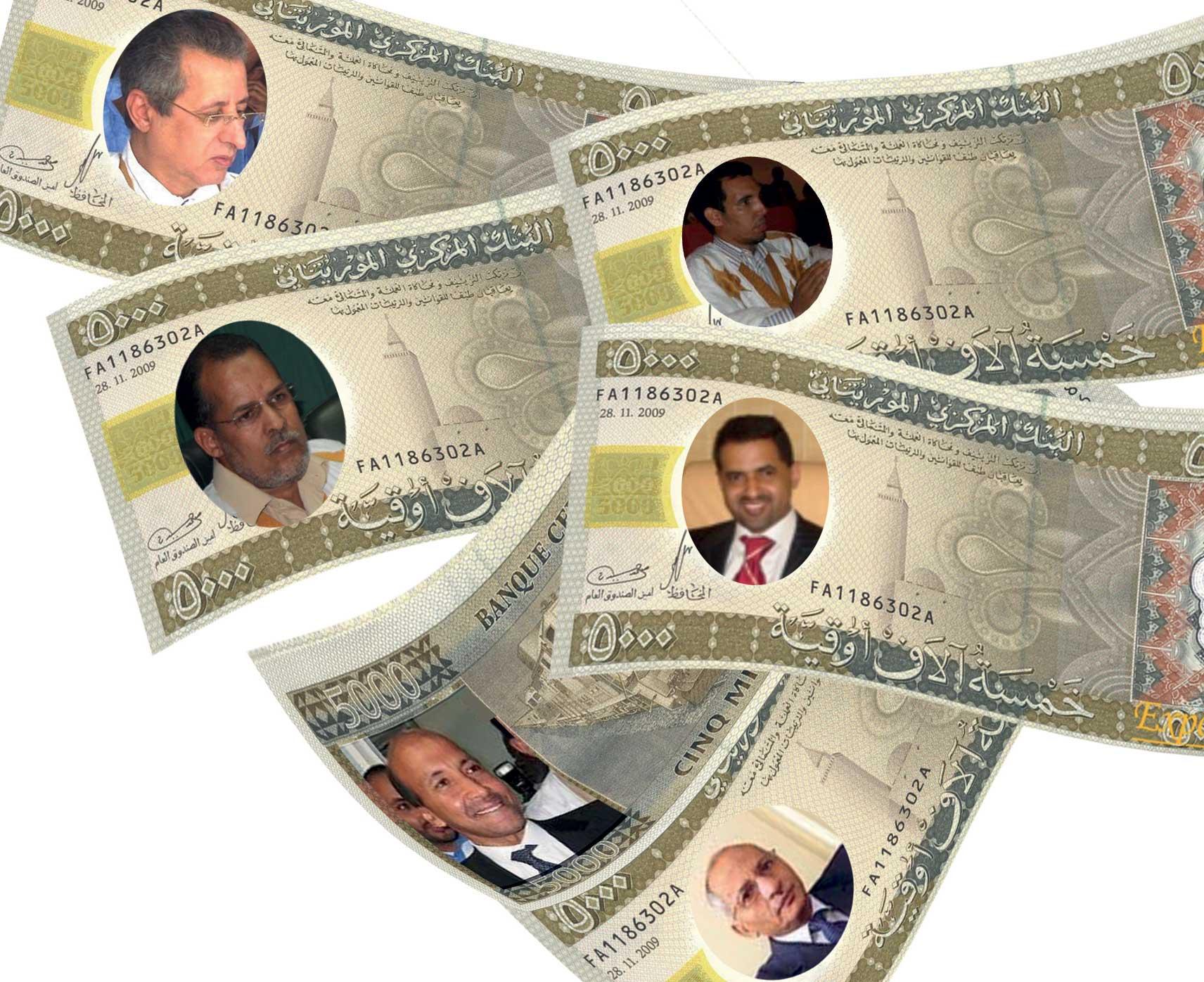 Rentes : L'empire à milliards des Nouveaux Riches