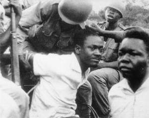document inédit: la lettre de P.Lumumba à sa femme