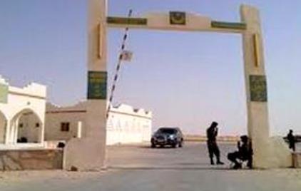 Mauritanie : Conflit du Sahara Occidental/Frontière Gargaratte est une zone militaire fermée