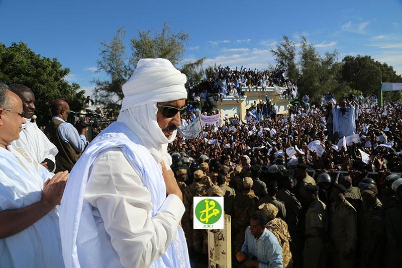 Ould Abdelaziz: ' La Mauritanie n'est pa laïque et l'Islam et le Prophète sont au-dessus de tout'