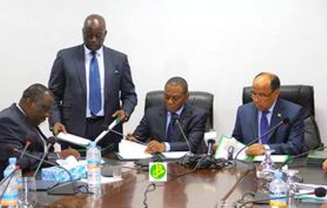 Signature de 5 accords de coopération entre Nouakchott et Abidjan