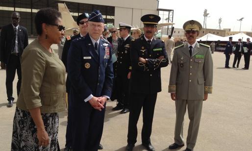 Mauritanie et les Etats-Unis:Renforcement de la coopération sécuritaire (video)