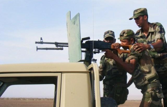 Mauritanie / Maroc : l'Armée mauritanienne ciblée par l'armée marocaine  près des frontières  avec le Sahara Occidental