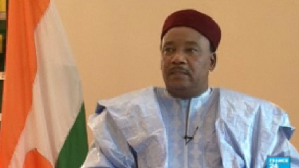 Niger: le président Mahamadou Issoufou réélu avec 92,4% des voix