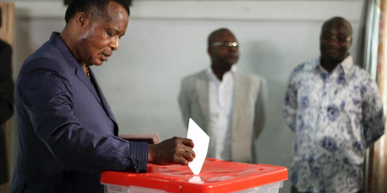 Urgent : Référendum constitutionnel au Congo-Brazzaville : le «oui» l'emporte à 92,96%