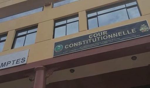 Contentieux électoraux en Guinée : Du pain rassis sur la planche pour la Cour constitutionnelle