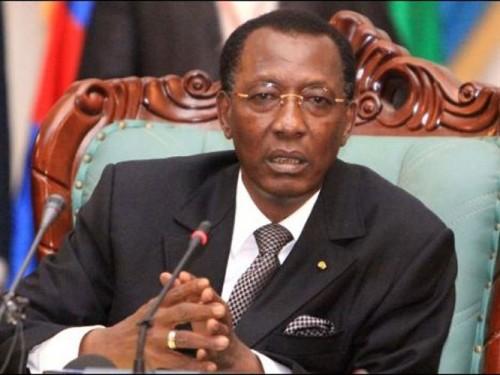 Tchad : Le président  Idriss Déby devient «maréchal», comme Mobutu Sese Seko et Jean Bédel Bokassa