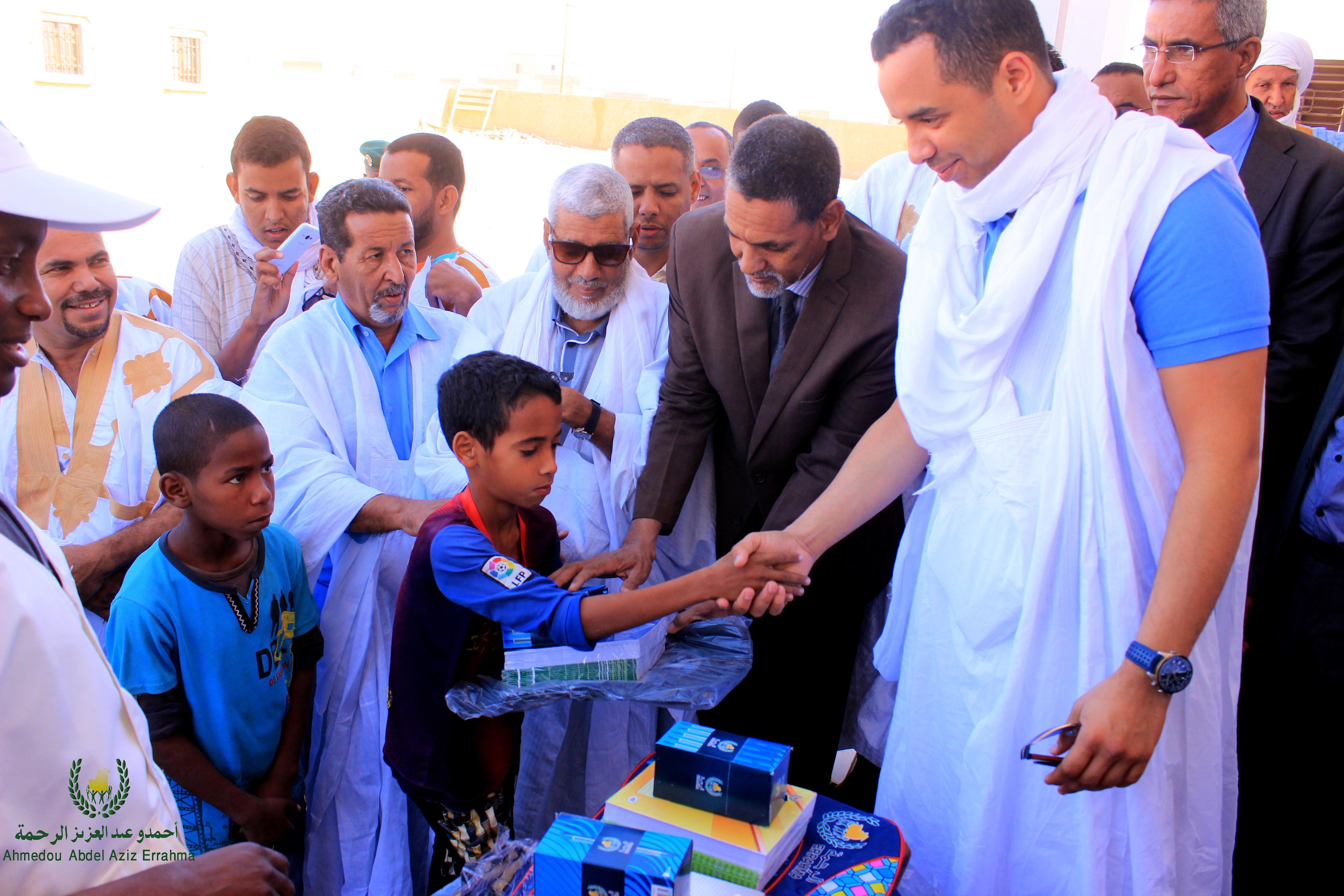 Mauritanie: La Fondation Ahmedou Abdel Aziz ERRAHMA reprend sa tournée à l'intérieur du Pays