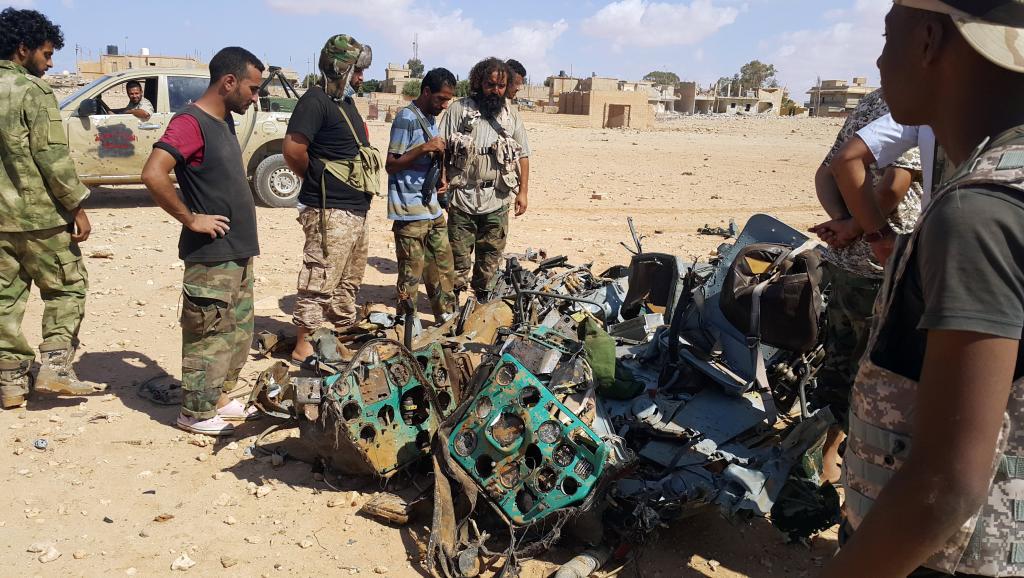 Libye: le gouvernement d'union accuse la France de «violation» du territoire