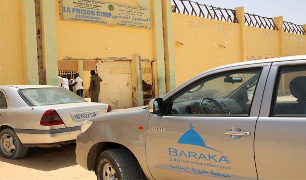 En Mauritanie, des centaines de familles ont fêté un joyeux Aid El Adha grâce à BarakaCity(Reportage Photos)