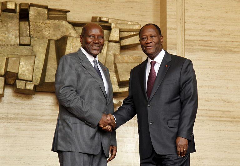 Côte d'Ivoire: Démission du premier ministre et du gouvernement