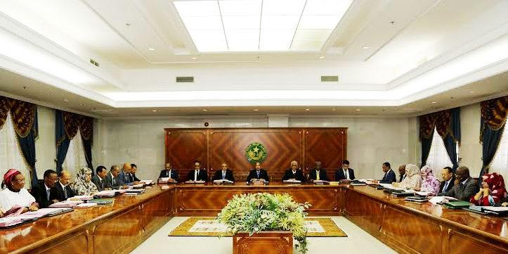Mauritanie:  Communiqué du conseil des ministres du Jeudi 1er Mars 2018
