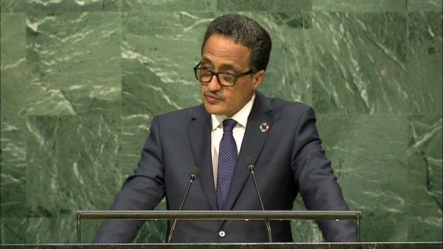 «La Gambie pourrait ressembler à la Somalie si les accords sont violés»: Ministre mauritanien