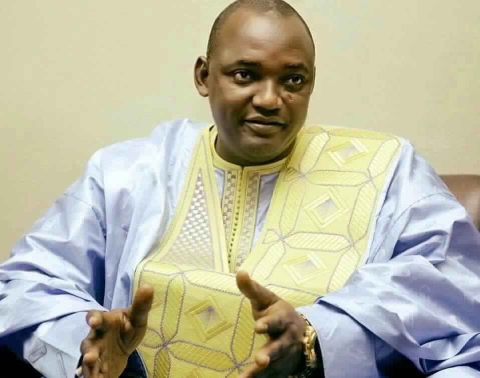 Gambie : Adama Barrow bientôt en visite à Paris puis à Bruxelles
