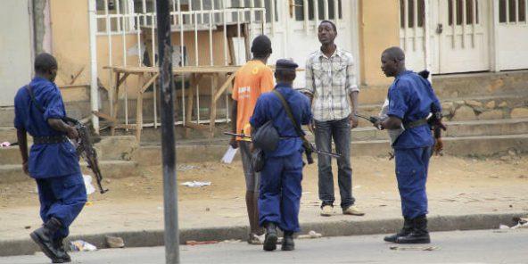Université du Burundi : un représentant des étudiants porté disparu, quatre autres arrêtés
