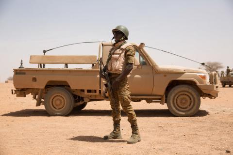 Burkina : la circulation interdite de nuit à la frontière avec le Mali