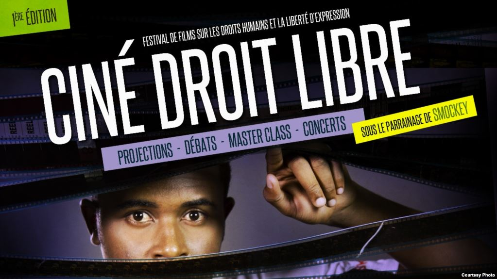 Première édition du festival «Ciné droit libre» au Niger.