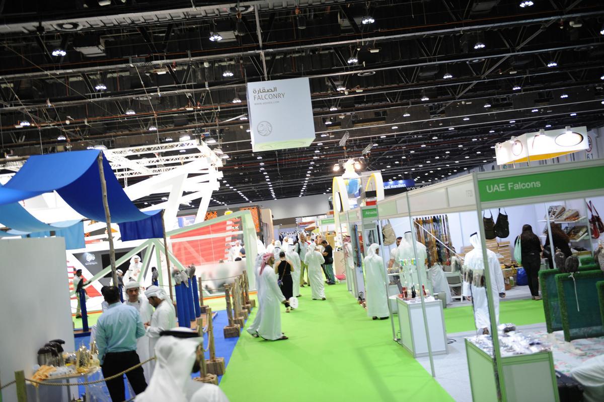 ABU DHABI : Le Salon International de la Chasse et des Sports Equestres d'Abu Dhabi 2018 ouvrira ses portes aujourd'hui
