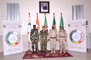 Lutte antiterroriste: Les chefs d'état-major des pays membres du CEMOC en réunion à Niamey