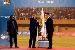 Mauritanie:  Organisation de la CAN U20 en 2021 : La Mauritanie prend le flambeau