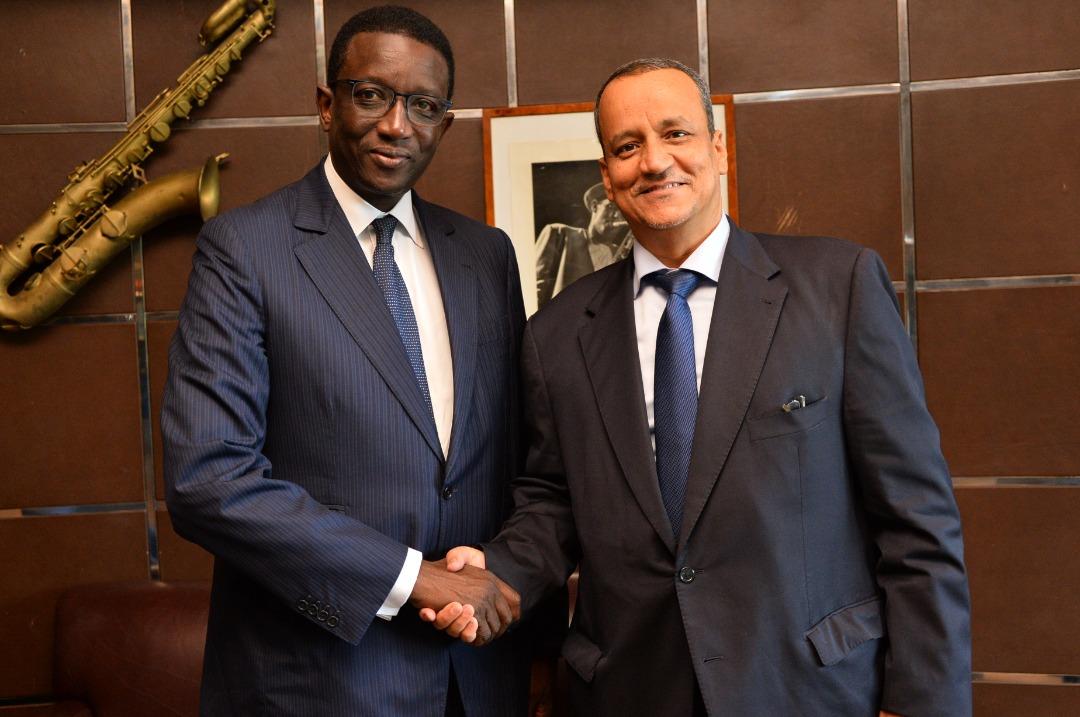 Sénégal-Mauritanie :Expulsions  de ressortissants sénégalais : le chef de la diplomatie mauritanienne  à la manœuvre  pour s'expliquer à Dakar