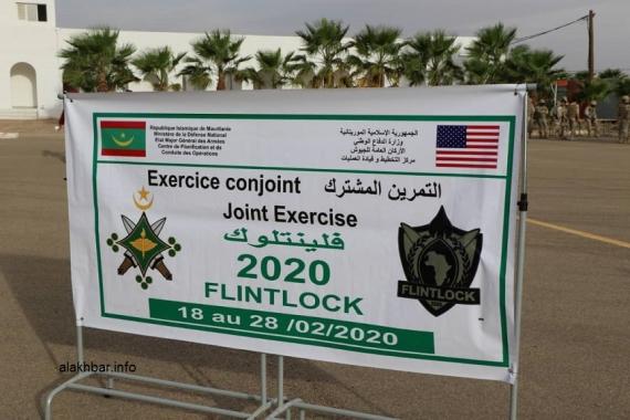 Mauritanie :  Flintlock 2020 / Démonstration d'échec pour les américains.